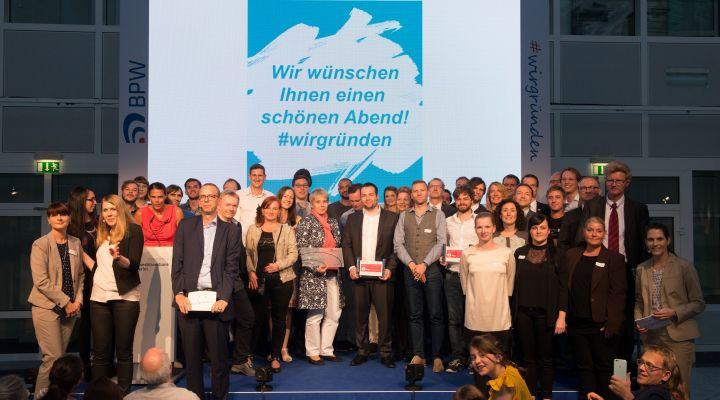 Finale: Alle Sieger und Laudatoren des BPW 2017