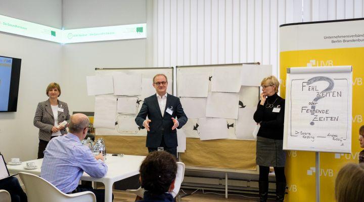 Martina Neise, Sven Weickert, Jutta Wiedemann