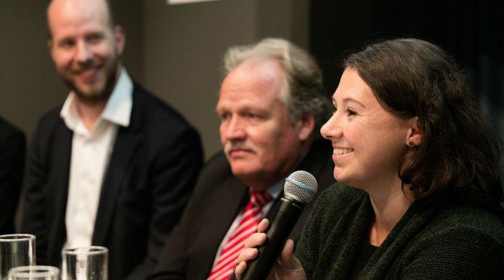 Dr. Julia Behrens (Bertelsmann Stiftung)