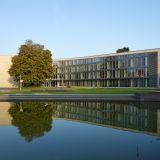Hauptgebäude des HPI Potsdam