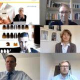UVB-Personalforum, Videokonferenz, Screenshot