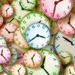 Uhren Arbeitszeit Zeit Personal