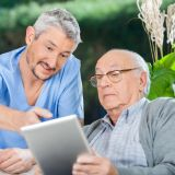 Digitalisierung der Pflege