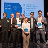Die Sieger der ersten Wettbewerbsphase des BPW 2014