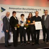 girlsatec Preisverleihung Hermann-Schmidt-Preis 2019