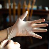Handschuh, Latex, Arbeitsschutz, Corona