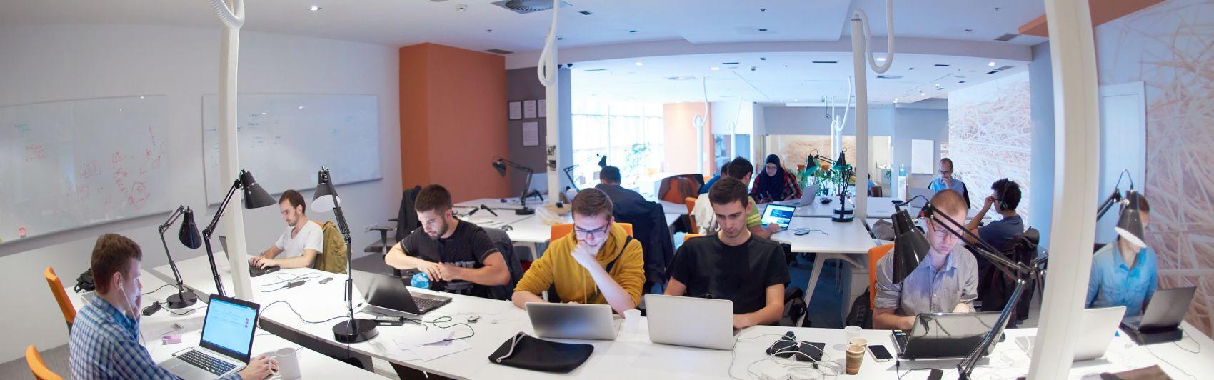 Digitalisierung und Startup-Wirtschaft