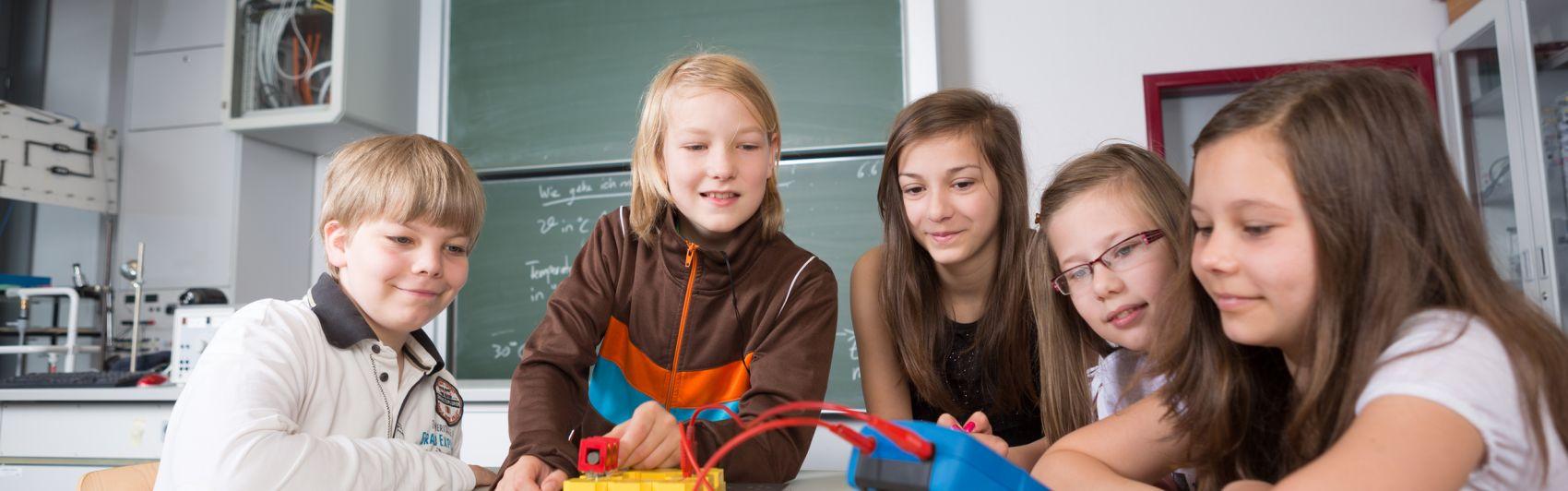 MINT-Förderung in der Schule